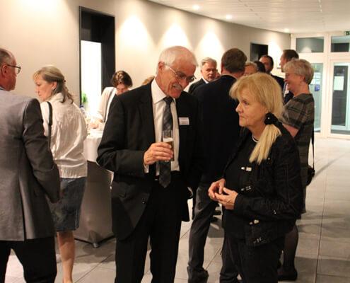 Steuerberater der BWLC Partnerschaft Steuerberatungsgesellschaft in Köln, Bonn, Siegburg und Niederkassel - Veranstaltung im Golf-Clubhaus Clostermanshof