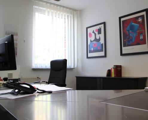 BWLC - Niederkassel - Büro
