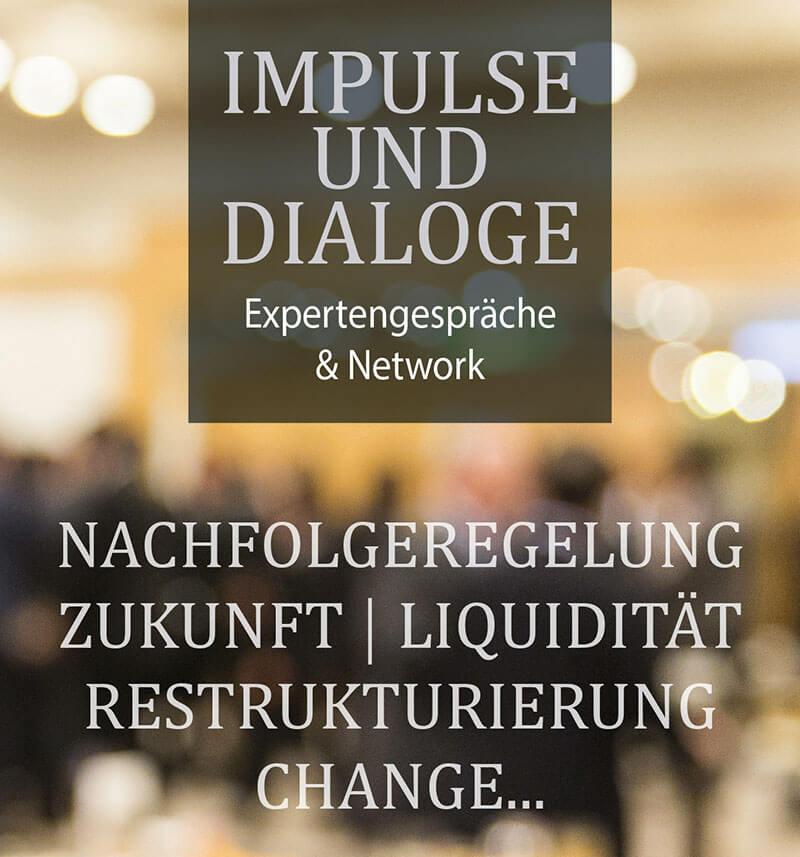 Impulse und Dialoge - Die Nachfolgeexperten
