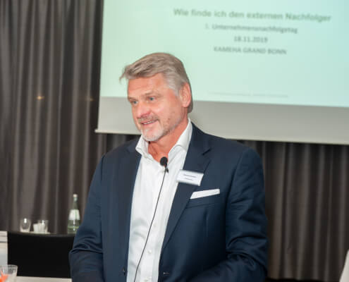 Manfred Rinderer Die Nachfolgeexperten