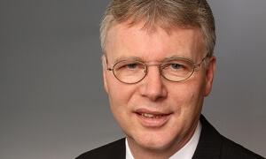 Sparkassenbetriebswirt Gerd Klein