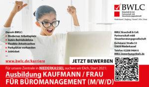 Ausbildung Kaufmann-frau für Büromanagement